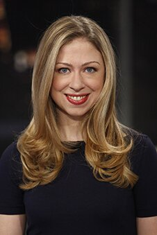 Chelsea Clinton, PhD